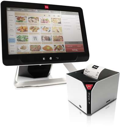 Atos POS RCH Android Middle Level