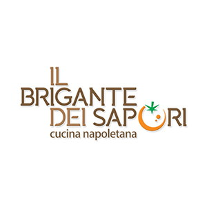 Il logo del ristorante Il Brigante dei Sapori