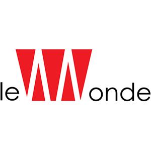 Il logo di Le Monde