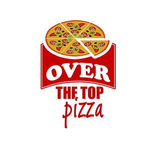 Logo pizzeria Over The Top