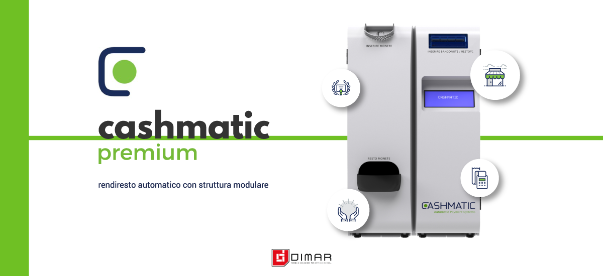 Cashmatic Premium prezzo casse automatiche