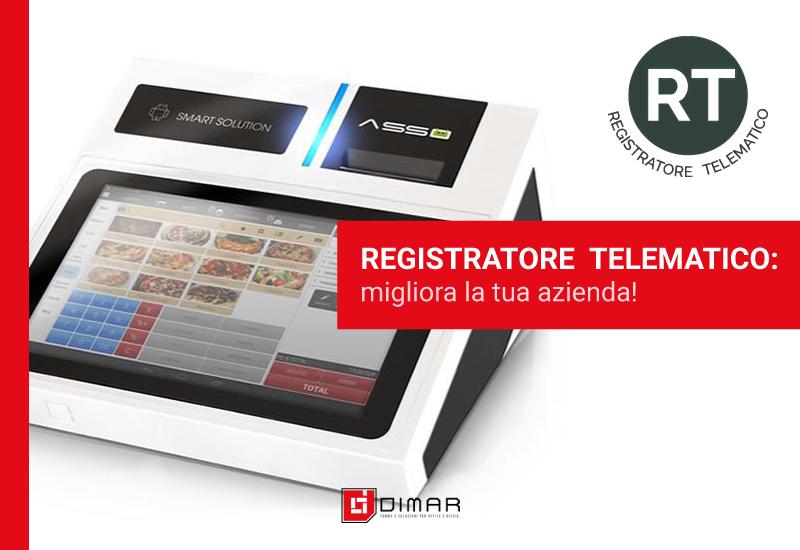 Registratore di cassa telematico RCH - Dimar Service Napoli