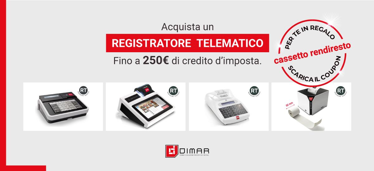 Obbligo Registratore telematico