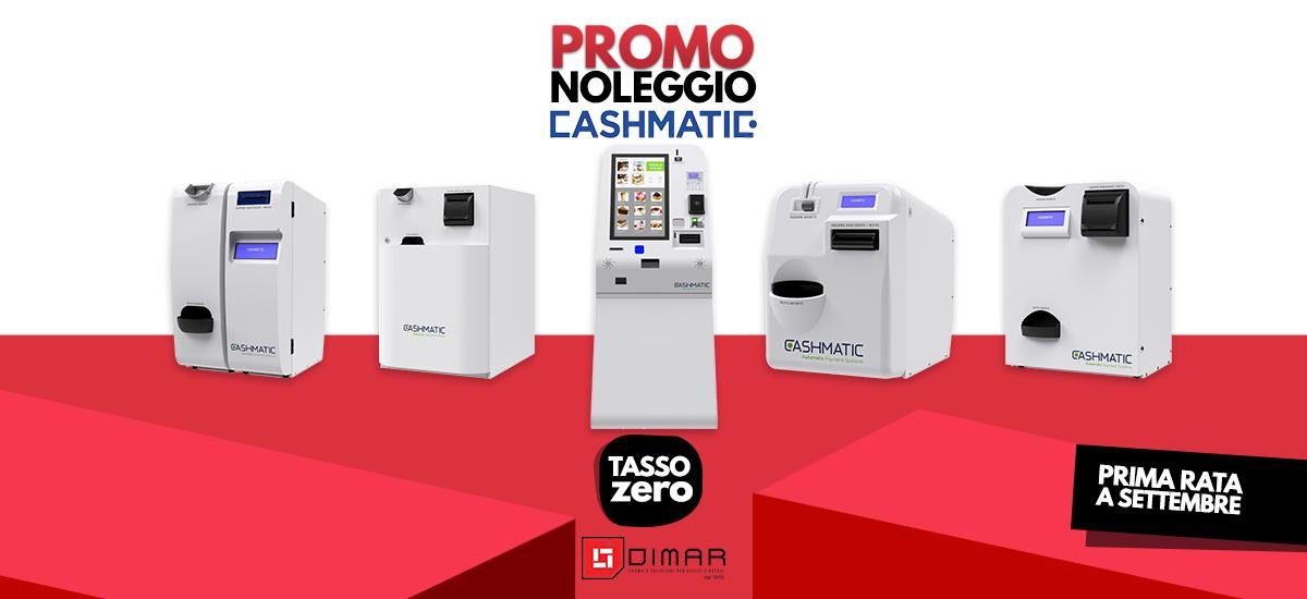 Promo Cashmatic Napoli Cassetto automatico