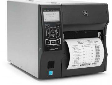 Etichettatrici ZT400|Etichettatrici ZT400 laterale|Etichettatrici ZT400 frontale