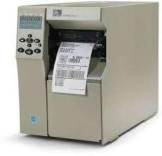 Etichettatrici Zebra 105SL PLUS|Etichettatrici Zebra 105SL PLUS laterale|Etichettatrici Zebra 105SL PLUS interno