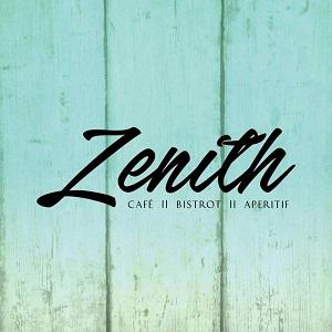 logo Zenith Cafè Bistrot Aperitif