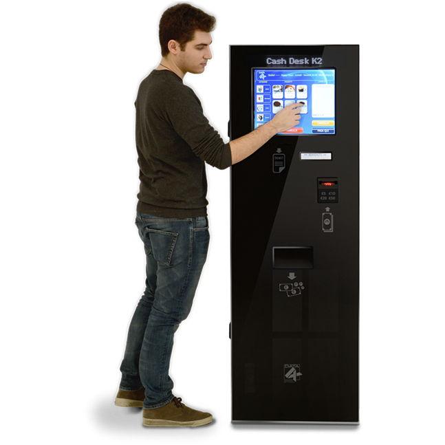 Prezzo scontato del noleggio a lung otermine delle casse automatiche o cash desk