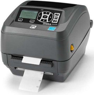 Stampanti etichettatrici Zebra ZD500|Stampanti etichettatrici Zebra ZD500 in funzione|Stampanti etichettatrici Zebra ZD500 frontale